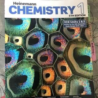 Heinemann Chemistry Unit 1 And 2