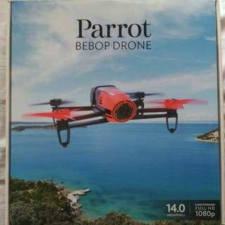 Parrot Bepop Drone Red Area 1