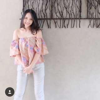 Batik sabrina comfortable