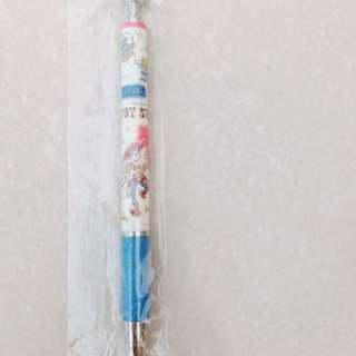 全新 正貨 迪士尼 Disney Toy Story Woody 胡迪 鉛芯筆 三眼仔 巴斯 Buzz 聖誕禮物 交換禮物 學生