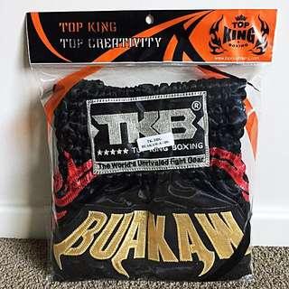 BRAND NEW TOP KING MUAY THAI/BOXING SHORTS