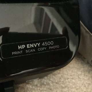Printer HP double sided colored