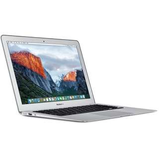 "Macbook Air 13"" Early 2015 model (purchased in 8 Jun 2017, warranty expire 7 Jun 2018)"