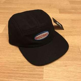 (現貨)Stussy OVAL PATCH CAMP CAP 羊毛刺繡五分割