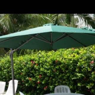 Sunray outdoor patio Parasol