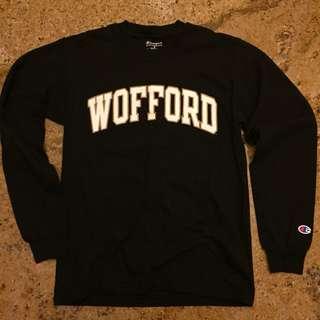 Wofford College x Champion longsleeve