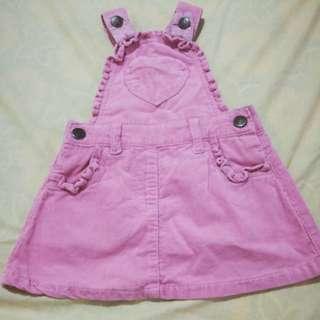 Baby jumper skirt