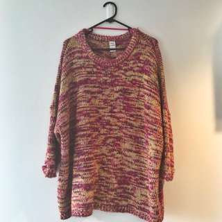 💐Oversized knitted jumper 💐