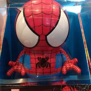 (日本代購) USJ 蜘蛛人巧克力桶