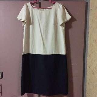 Natural beauty basic linen dress