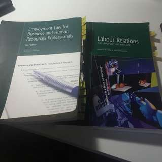 Employment Law and Labour Relations