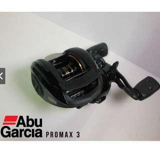ABU GARCIA PROMAX 3 Fishing Casting Reel