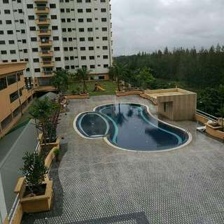 Banting condo for rent