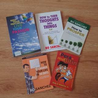 Book Bundle: for the struggling millenial