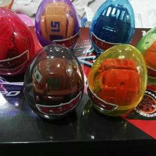 Cars Deformed Egg