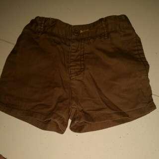 Baby shorts and shirts 2