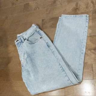 Adorable CK mom jeans sz 26