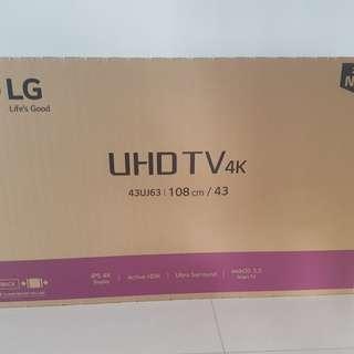 LG 43UJ632T UHD Tv