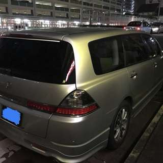 HondaOdessey(7 Seaters)