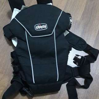 Used once only CHICCO baby carrier