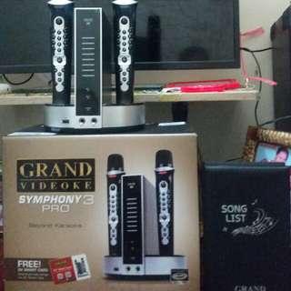 Grand Videoke Microphone