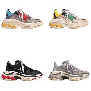 Balenciaga Triple S (4 Colourway) Now Available On Store!
