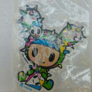 Tokidoki characters stickers
