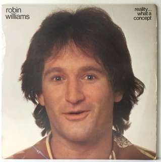 Robin Williams ‎– Reality... What A Concept (1979 US Original Vinyl Comedy LP)