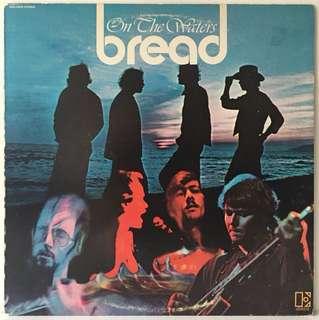 Bread – On The Waters (1970 US Original Vinyl LP)