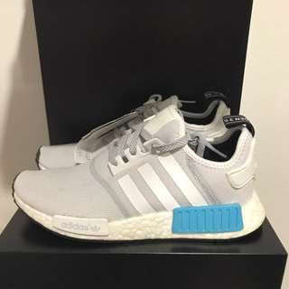 NMD Cyan / Baby Blue R1 Adidas