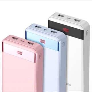 [SALE] BNIB Authentic Yoobao 20000mAh M20 Pro Powerbank / Power Bank