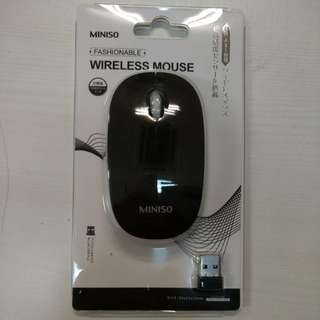 $7.50 Ideas for gift Miniso Wireless Mouse