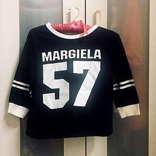 Margiela  57 Black Top