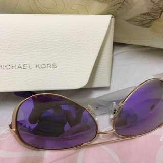 🚚 MK紫色墨鏡(正品)