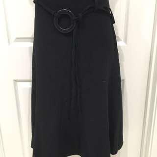 Brand new black skirt Size 10