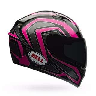 Bell Qualifier Machine Gun Pink