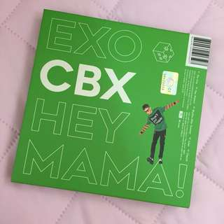 EXO CBX HEY MAMA ALBUM (Chen Cover)