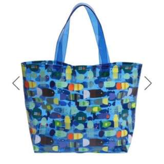 Shoal Time beach bag