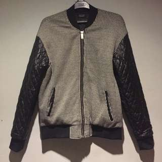 Bomber Jacket by Zara Man