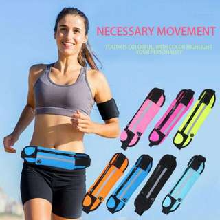Waterproof Running Belt Sports Waist Bag