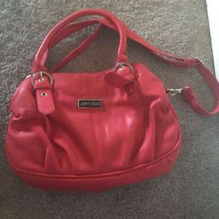 Fake Jimmy Choo Bag Pink