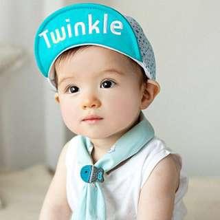 韓版 寶寶帽子 棒球帽 遮陽帽