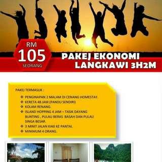 Percutian ke Langkawi