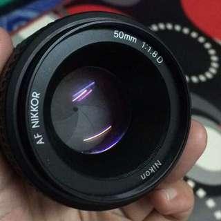 Nikon Lens 50mm
