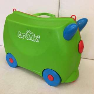 寶寶行李箱(車)