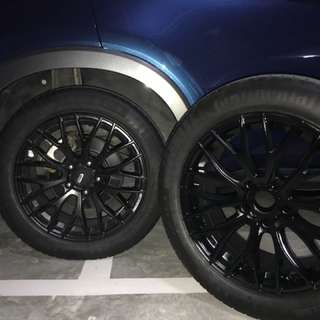 Rims and Calipers promo continues