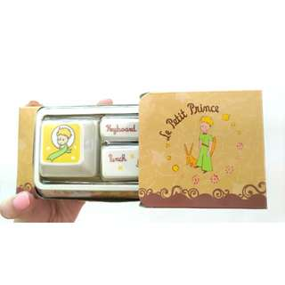 100% new Le Petit Prince keyboard stationery set