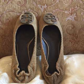 Authentic Tory Burch doll shoes/bought from Japan!