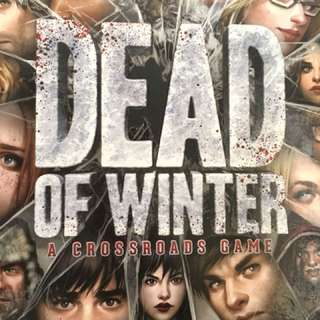 Dead of winter. A crossroad game