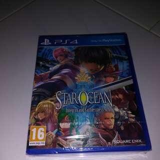 PS4 BNIB Star Ocean